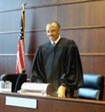Judge Jean Baptiste