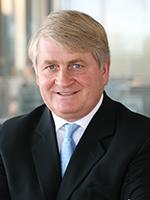 Denis O'Brien, at Communicorp's HQ in Dublin, Ireland. 26/11/2007 Photo:©Fran Veale